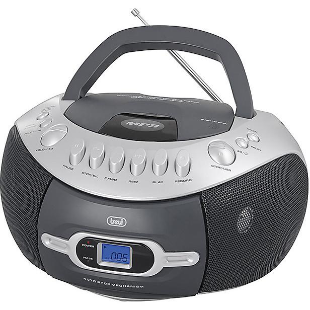cmp-580 usb trevi radioregistratore cd mp3