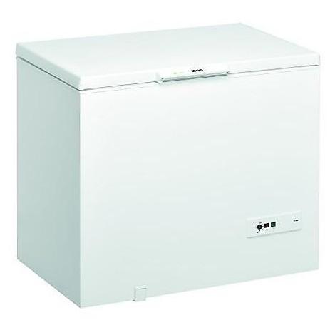 co-250eg ignis congelatore orizzontale classe a+ 250 lt