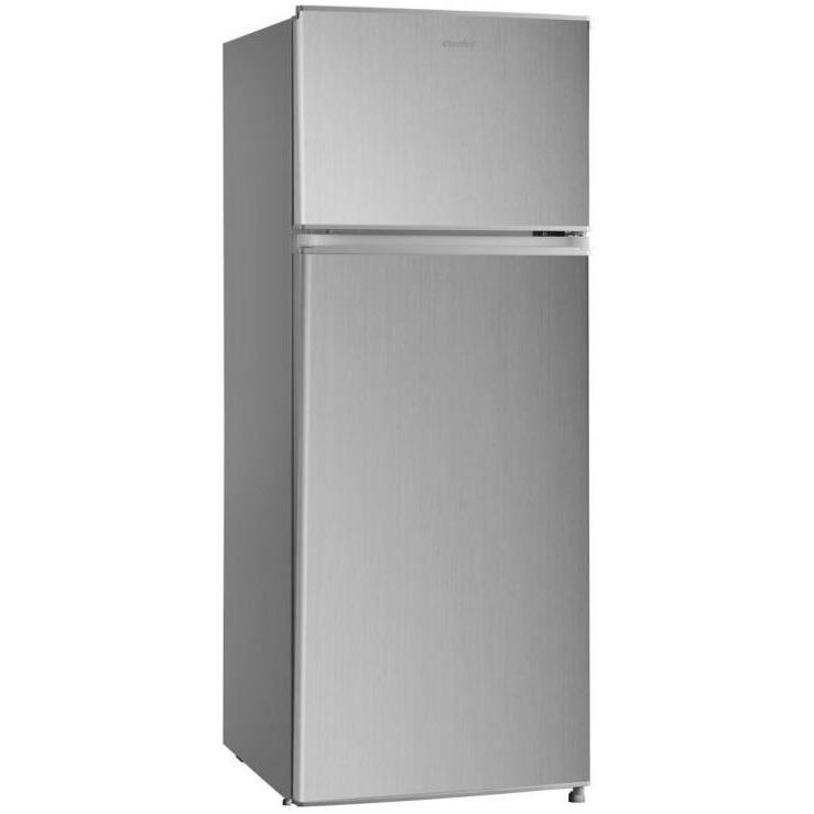 Comfee HD273FN1SI frigorifero doppia porta 207 litri classe A+ colore argento