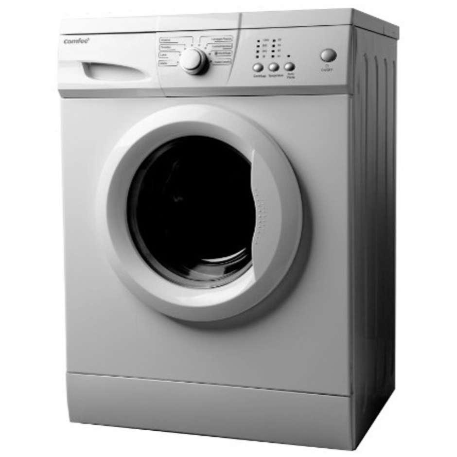 Comfee MFE610 lavatrice carica frontale 6 Kg 1000 giri classe A++ colore bianco