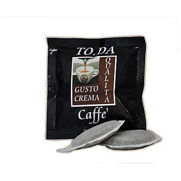 TODA confezione 150 cialde toda caffe' gusto crema