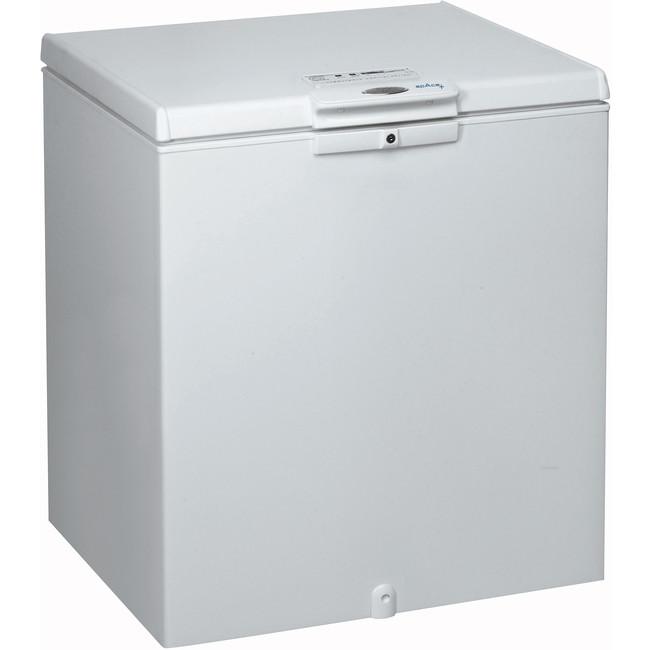 Congelatore orizzontale wh-2011a+/e capacità 207 litri classe a+ bianco