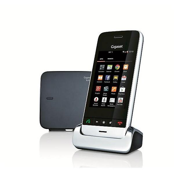 Cordless con sistema operativo android gigaset sl 930