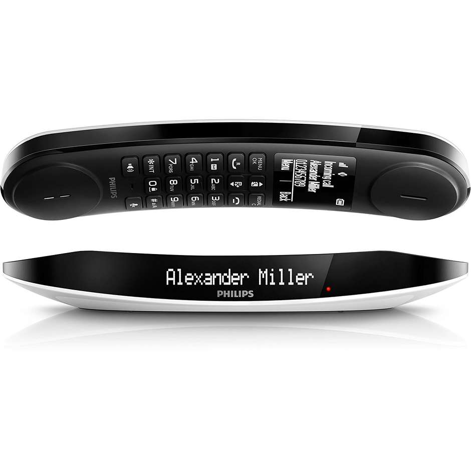 cordless philips m6601wb luceo