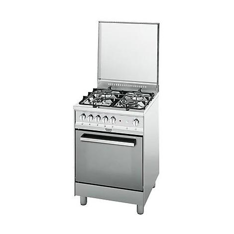 cp-65sg1/ha hotpoint/ariston cucina 60 cm 4 fuochi a gas ...