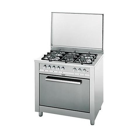 cp-97se2/ha ariston cucina 90x60 con 5 fuochi - cucine 5 fuochi ... - Ricambi Cucine Ariston