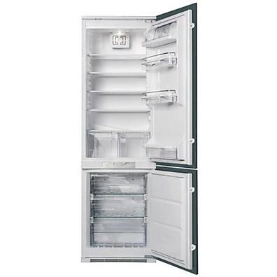 SMEG cr-324pnf smeg frigorifero combinato da incasso classe A+