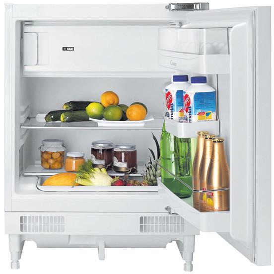 Cru 164 1 candy frigorifero sottopiano da incasso frigo - Mobile frigo incasso ...