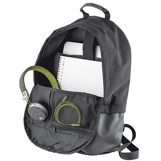 cruz backpack 16   laptop black