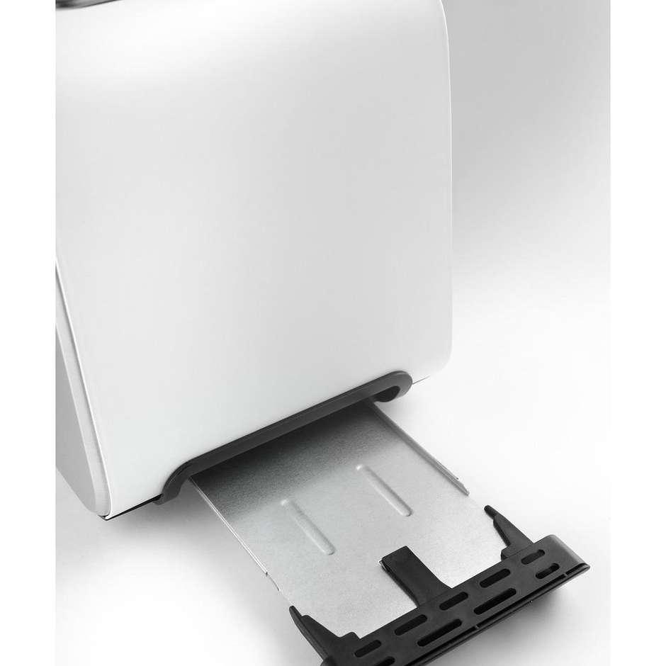 ctx-2203w de longhi tostapane icona bianco