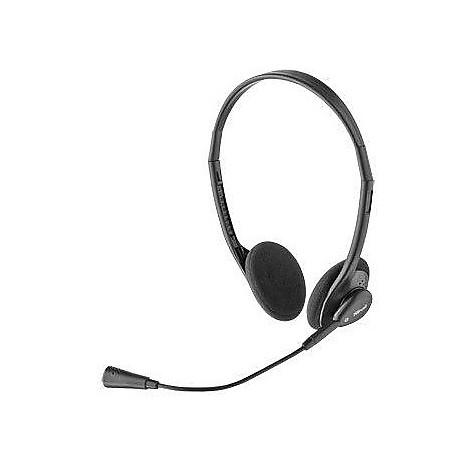 Cuffia+microfono per pc 11916 trust