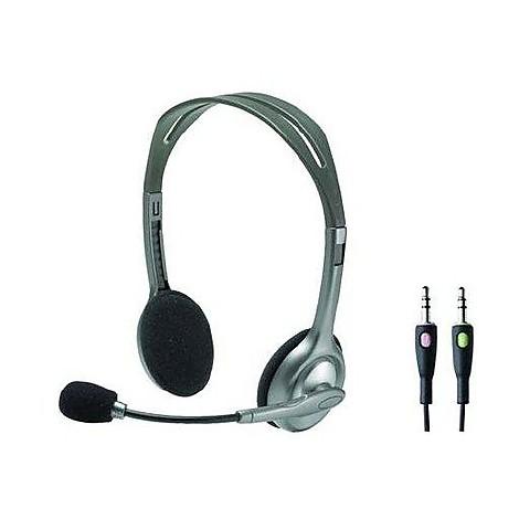 Cuffie/auricolari con cavo portable headset h110