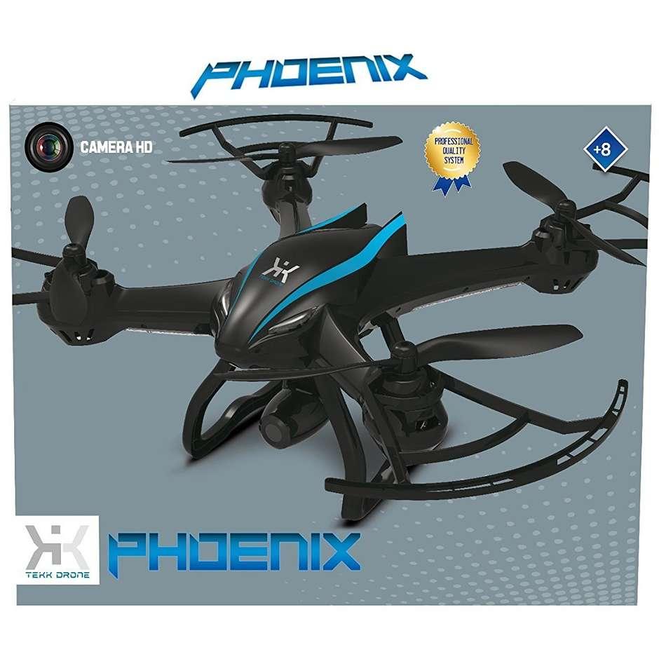 cx-35c tekk drone phoenix con schermo fpv