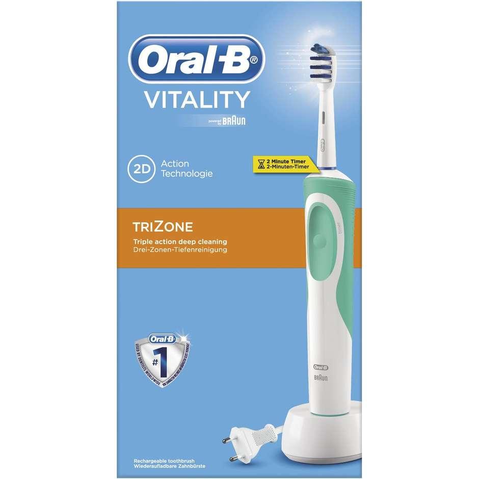 d12513tr braun spazzolino elettrico oral-b vitality trizone