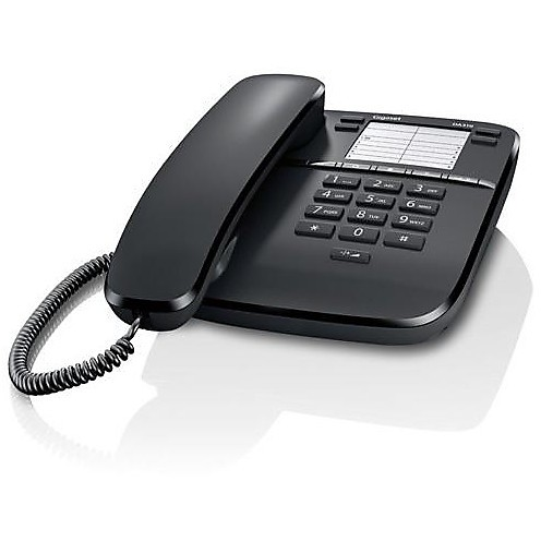 da-310 black siemens telefono con filo