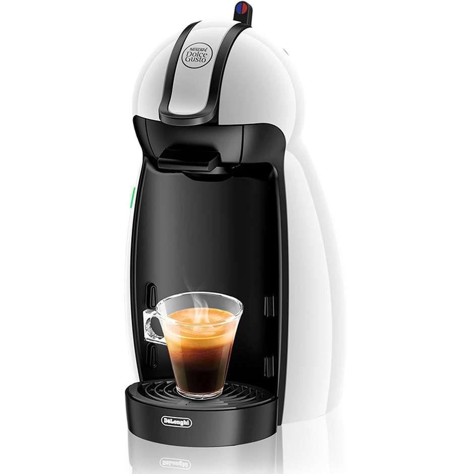 De Longhi EDG 100.W Piccolo macchina del caffè + 32 capsule Dolce Gusto