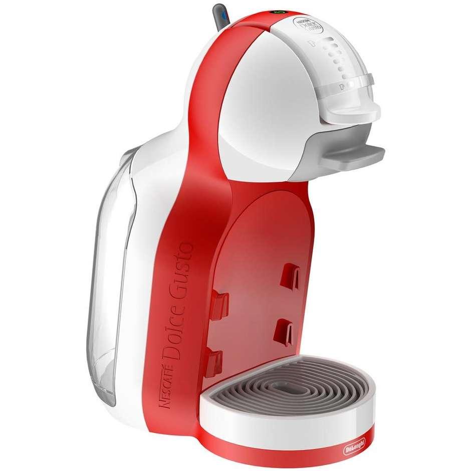De Longhi EDG305.WR Mini Me macchina del caffè a capsule colore bianco e rosso