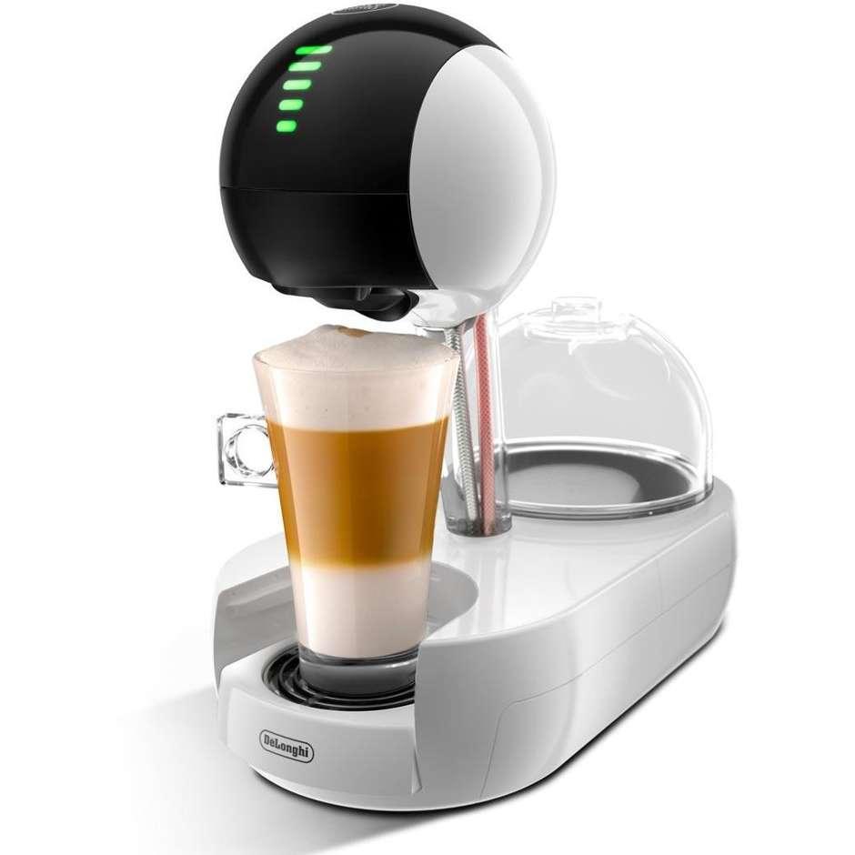 De Longhi EDG635.W Macchina del caffè a capsule 1 L 15 Bar 1500 W colore Bianco