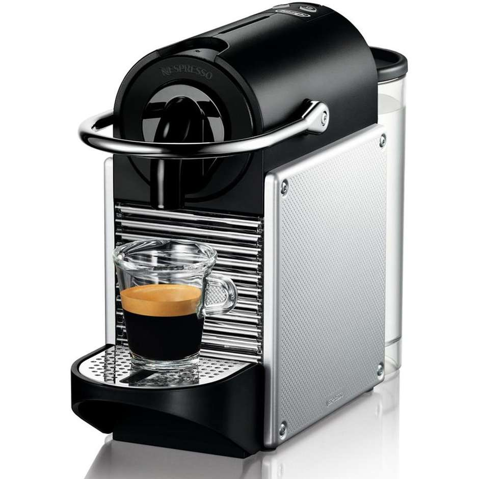 De Longhi EN 125.S Pixie macchina del caffè 0,7 litri 1260 watt colore argento