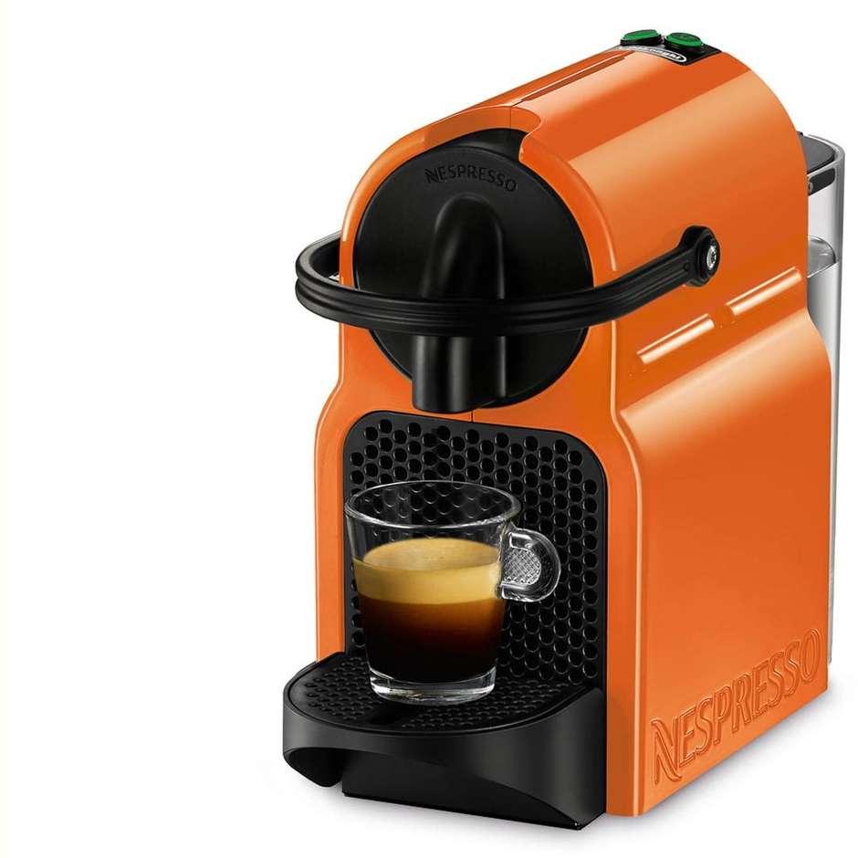 De Longhi EN 80.O Inissia macchina del caffè potenza 1260 Watt 19 bar colore arancio