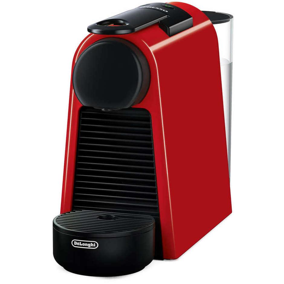 De Longhi EN85.R macchina del caffe' Nespresso Essenza Mini colore rosso