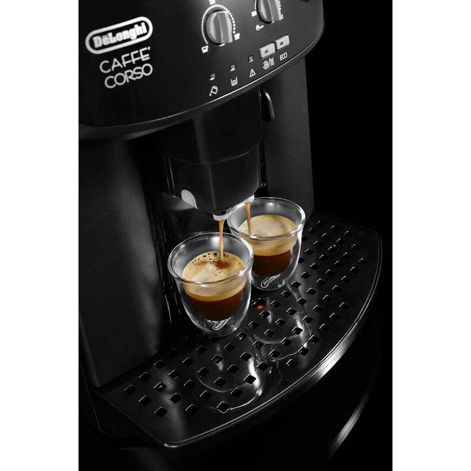 De Longhi ESAM2600 macchina da caffè automatica 1450 Watt 15 bar serbatoio 1,8 L colore nero