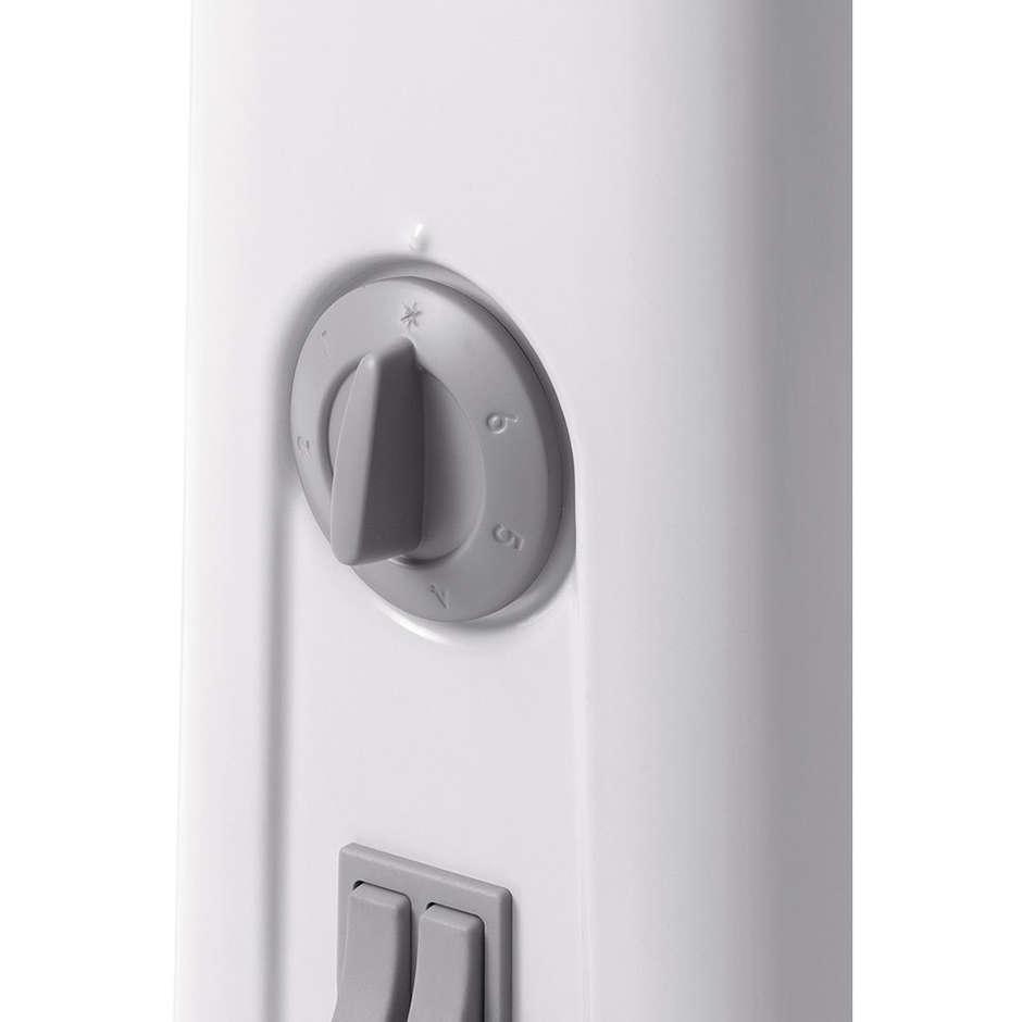 De Longhi HCM2030 termoconvettore potenza termica max 2000 watt bianco