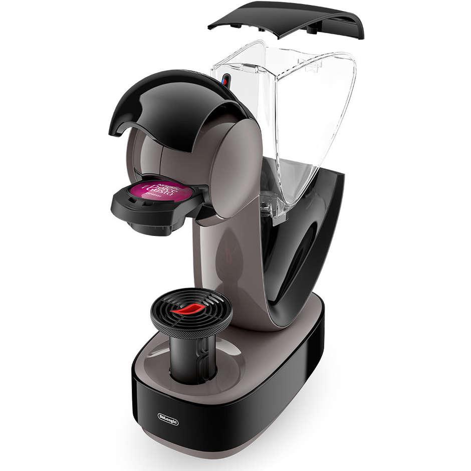De Longhi Infinissima EDG260.G Macchina del caffè Capacità 1,2 Litri 15 Bar colore Grigio + 32 capsule