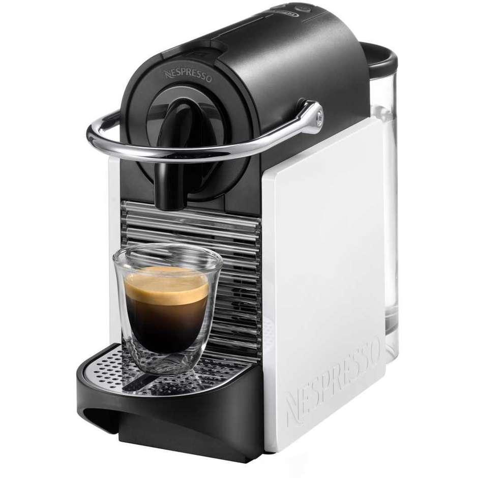 De Longhi Pixie EN 126 Macchina del caffè automatica con capsule 0,7 L 19 bar 1260 W colore Bianco, nero