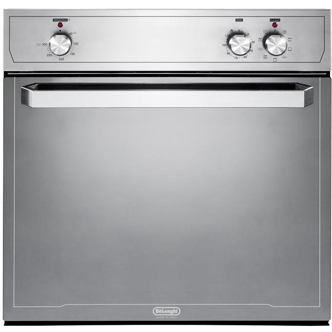 De longhi slm 7 ppp forno elettrico multifunzione da incasso 59 litri classe a colore inox con - Forno da incasso elettrico ...