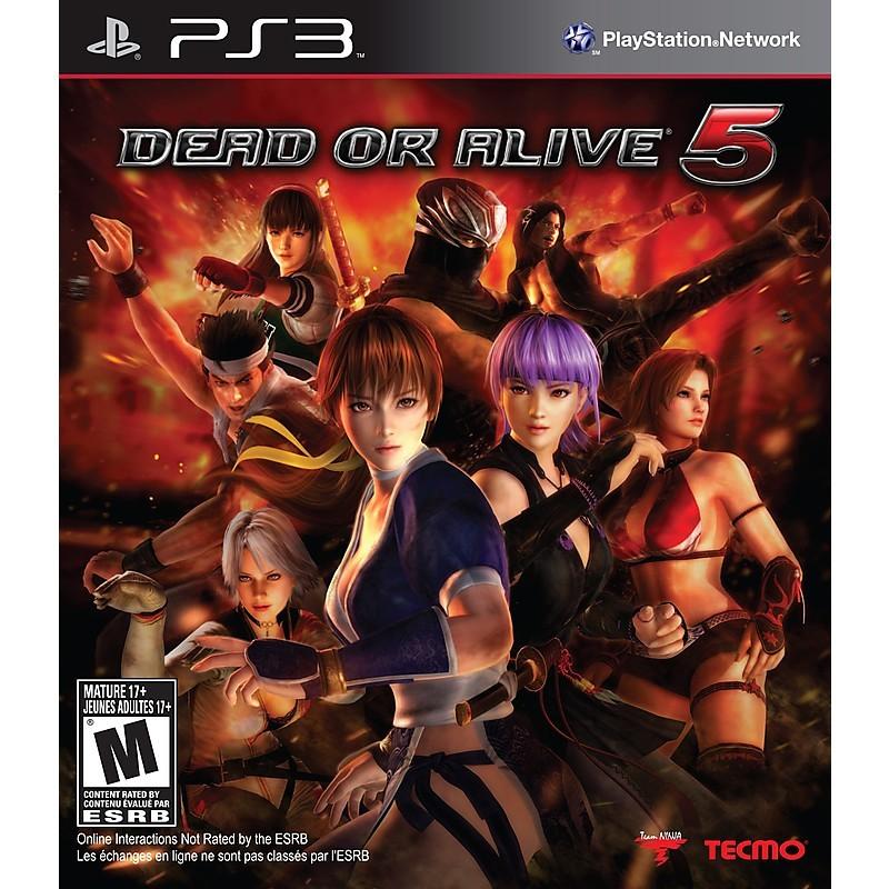 Dead or Alive 5 Videogioco PS3
