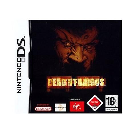 Dead'n'Furious Nintendo DS Game