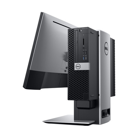 Dell OptiPlex 5060 SFF Optane PC Desktop Intel Core i5-8500 Ram 8 GB HDD 500 GB Windows 10 Pro