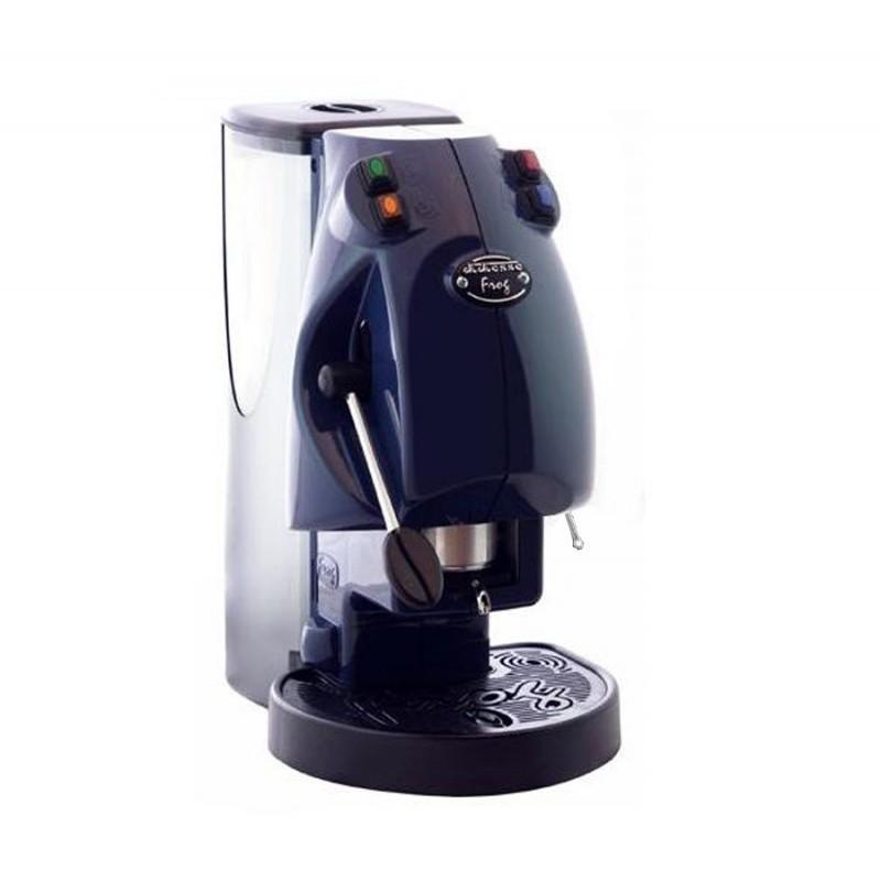 Didiesse Frog Base Macchina del caffè a cialde senza cappuccinatore Colore Blu