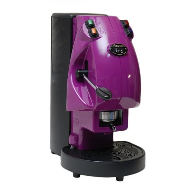 Didiesse Frog Base Macchina del caffè a cialde senza cappuccinatore Colore Viola