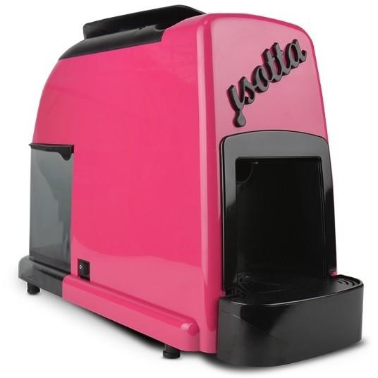 Didiesse Isotta Base macchina del caffè a capsule colore fucsia