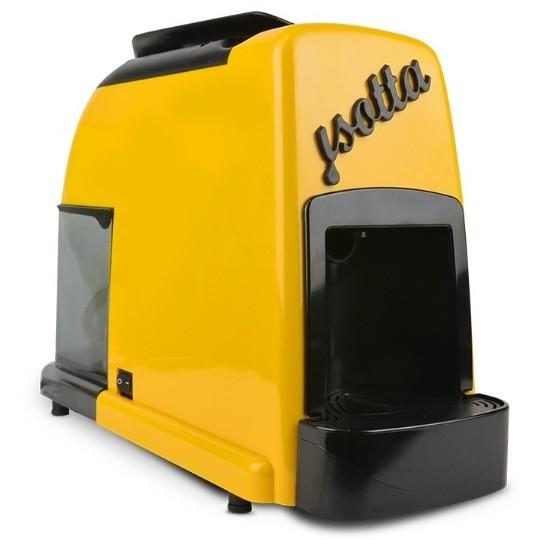 Didiesse Isotta Base macchina del caffè a capsule colore giallo