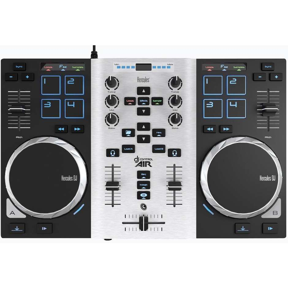 dj control air s serie party pac