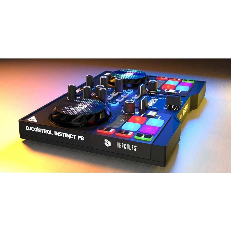 dj control instinct p8 party pac