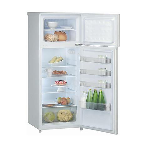 dpa-262 ignis frigorifero doppia porta 220lt classe a+ bianco