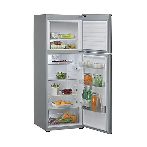 dpa-300v/eg/is ignis frigorifero classe a+ 320 litri 60 cm statico vent silver