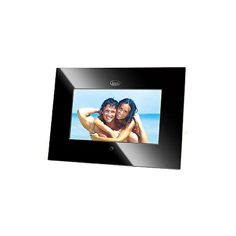 """dph-2207 trevi photo frame 7"""" lcd nera"""
