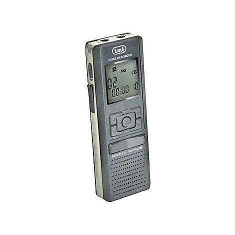 dr-432 sd trevi registratore digitale con memoria espandibile