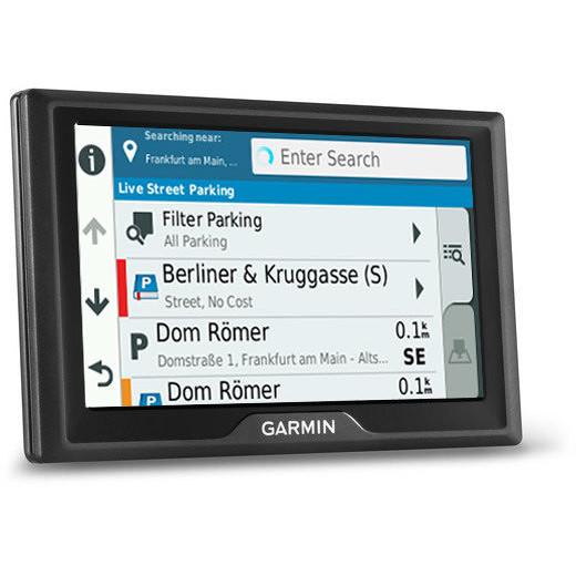 """DRIVE 51 LMT Garmin navigatore satellitare 5"""" europa 22 paesi colore nero"""