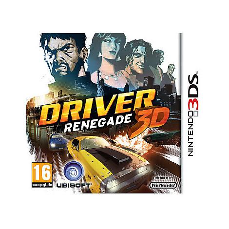 Driver Renegade Nintendo 3DS
