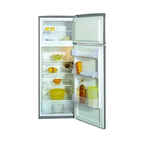 dsa-25020s beko frigorifero classe a+ 250 litri 55 cm statico silver