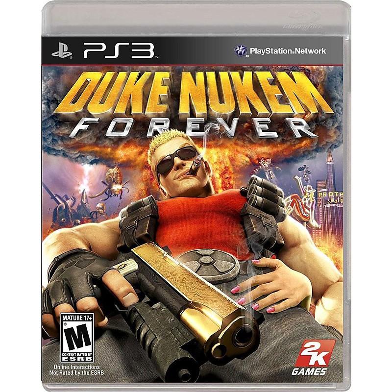 Duke Nukem Forever Videogioco PS3
