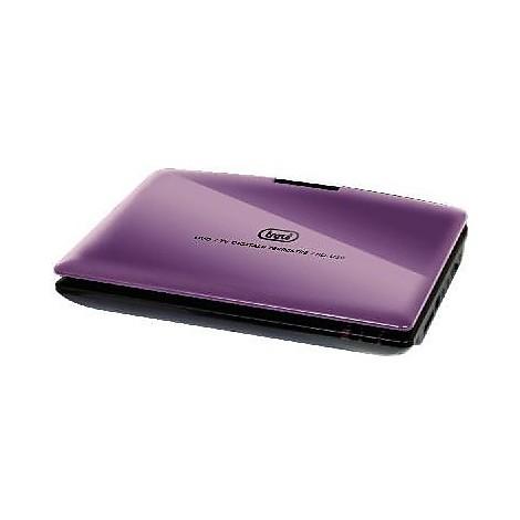 """dvbx-1412  trevi lettore dvd portatile 9"""" + tvc"""
