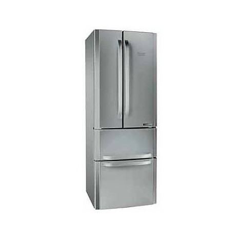 e4daaaxc hotpoint/ariston frigorifero classe a++ side by side 470 lt inox