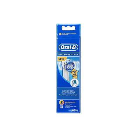 ebs17-3 braun spazzolini di ricambio